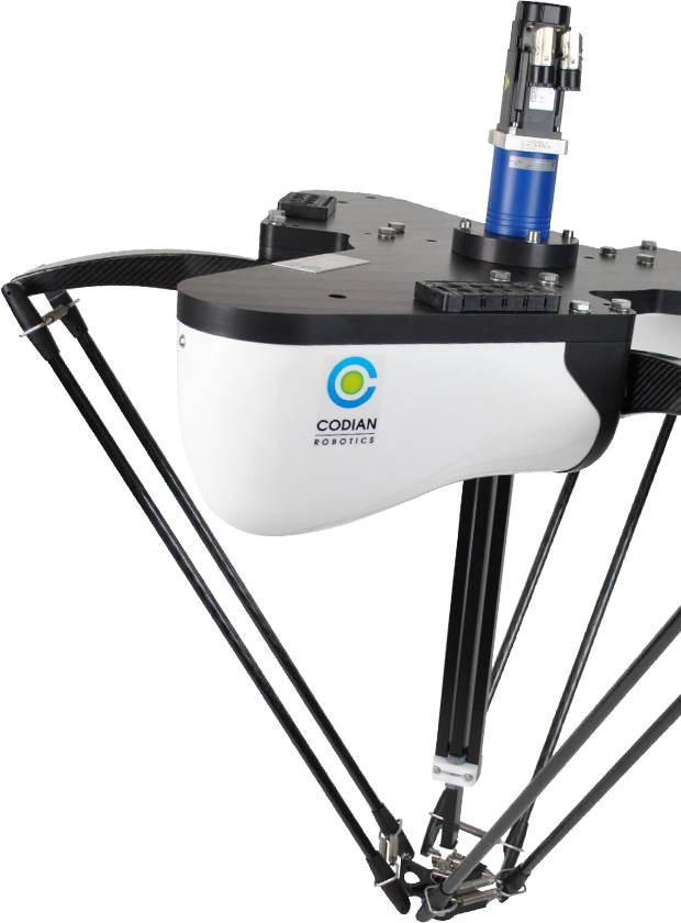 Codian Robotics - robot